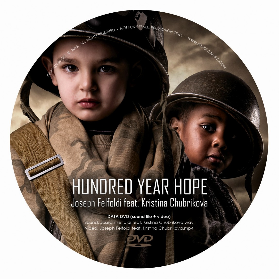 Hundred year hope DVD
