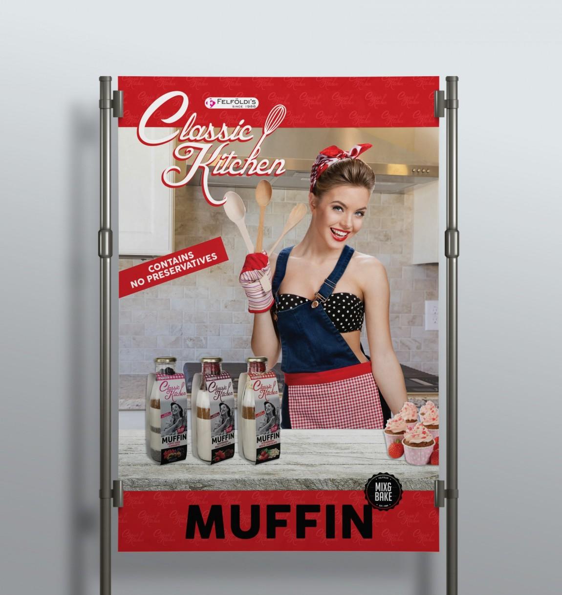 Classic Kitchen poster