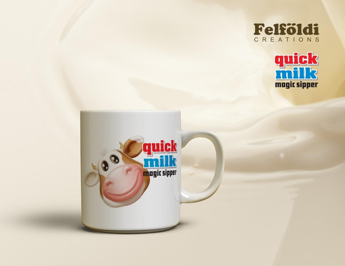 Quick Milk mug