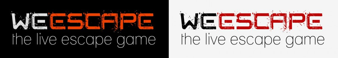 Weescape logo design