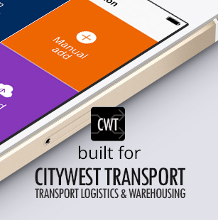 Citywest Transport - TM System